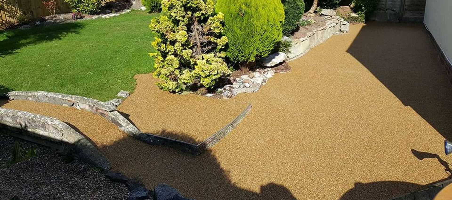 resin bound driveways paignton